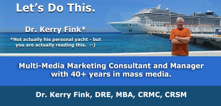 Kerry Fink - Marketing